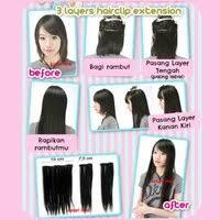 hair clip poni kanubeea hair clip murah s kanubeea