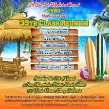 class reunions website class of 1980 live oak high school