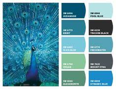 paint palettes furniture paint colors accent furniture and walls