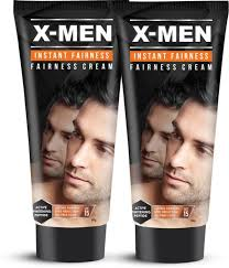 x men instant fairness cream spf 15 pack of 2 x 60 gm price in