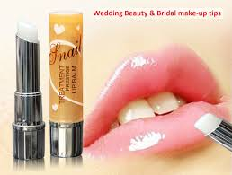 best lip care tips with lips products for brides bridal touch up