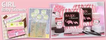 baby shower theme ideas for girl baby shower supplies for a girl special event party supplies girl