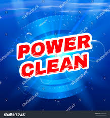 detergent packaging vector template design power stock vector