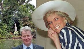 Princess Diana S Grave Diana U0027s Former Chef Says Her Grave Is Being Neglected Royal