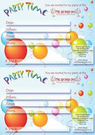 birthday party invitation online choice image party invitations