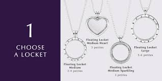 pandora locket necklace large images Pandora floating lockets pandora e store pandora estore jpg