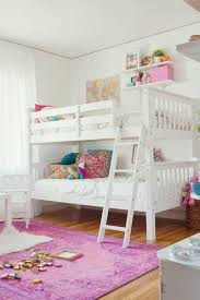 girls bunk bed with slide bedding bunk beds for girls stylish kids pictures shop this look
