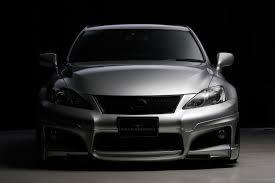 lexus sports car isf wald lexus is f sports line black bison edition picture 21040