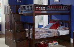 twin over full wooden bunk bed lowes paint colors interior