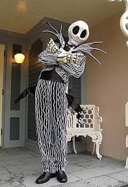 Jack Skeleton Costume Image Jack Skellington Hkdl Jpg Disney Wiki Fandom Powered