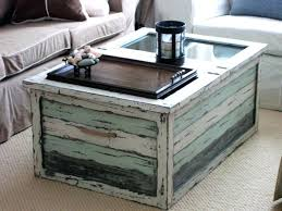 Trunk Style Coffee Table Style Coffee Table Cottage Style Coffee Table Coffee Tables