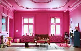 living room rose pink room pale pink color pink leather sofa all