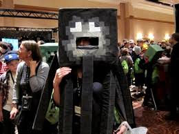Squid Halloween Costume 20 Amazing Minecraft Costumes Minecon 2011 Minecraft