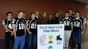 football game thanksgiving food drive set for thanksgiving football game longmeadow news