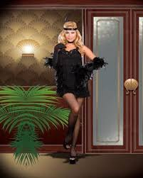 Size Flapper Halloween Costumes Jazz Size Flapper Costume Costumes