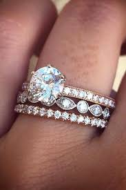 stackable engagement rings 30 utterly gorgeous engagement ring ideas ring wedding and