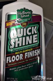 shine up your wood floors without refinishing a pretty home