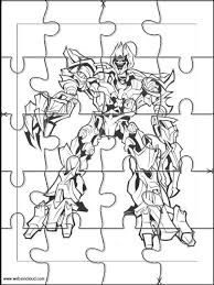 coloring pages elegant transformers puzzles 21 coloring pages