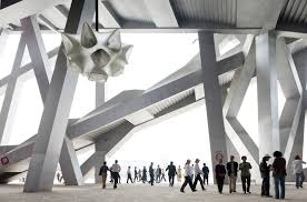 contemporary architecture conceptions of space recent acquisitions in contemporary
