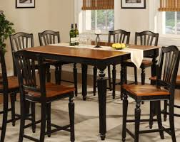 unfinished dining room tables bar wonderful dining room color unfinished pub bar table