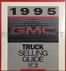 1995 chevrolet astro van and gmc safari repair shop manual