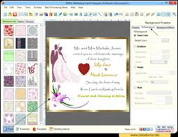 wedding invitations maker wedding invitation card maker software free yourweek