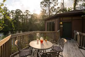 Treehouse Villas At Disney World - bird u0027s eye view in a rustic retreat at saratoga springs treehouse