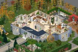 cool house plans on sims 3 house design plans