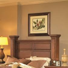Pine King Headboard by Buy Torreon Panel Headboard Finish Antique Pine Size King