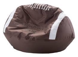 Big Joe Bean Bag Lounger Sporty Ball Shaped Bean Bags Home Designing