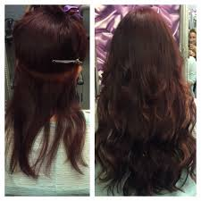 Hair Extension Shops In Manchester by Achieving The Perfect Colour Match At Prestige Hair Extensions