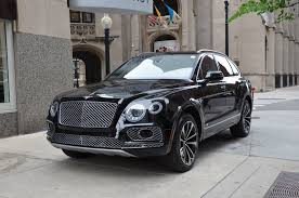 2017 bentley bentayga stock b884 for sale near chicago il il