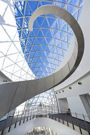 modern the salvador dali museum design by hok latest architecture