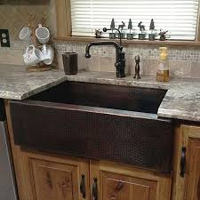 Best Copper Farmhouse Kitchen Sinks Images On Pinterest - Simply kitchen sinks