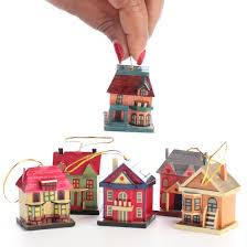 miniature house ornaments miniatures and