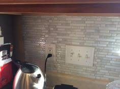 Smart Tiles Pack White Mosaic Composite Vinyl Wall Tile Common - Lowes peel and stick backsplash