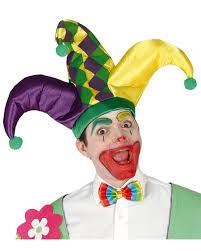 mardi gras joker mardi gras fool cap for carnival horror shop