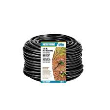 dig 1 4 in x 100 ft poly tubing b38100p the home depot