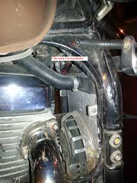 coolant leak where does it come from kawasaki vulcan forum