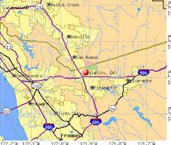 dublin california ca 94551 94568 profile population maps