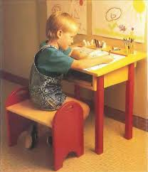 Small Child Desk Child S Desk And Bench Plans Woodwork City Free Woodworking Plans