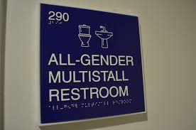 Gender Neutral Bathrooms - gender neutral multi stall bathroom added to second floor of mary