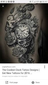 Coolest Clock by 74 Best Tattoo Ideas Images On Pinterest Tatoos Clock Tattoos