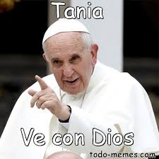 Tania Meme - arraymeme de tania ve con dios