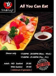 Best All You Can Eat by All You Can Eat Sushi At Shokuji Sydney Cbd Msbrulee Commsbrulee Com