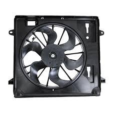 jeep wrangler fan 9 blade radiator cooling fan 55056642ab for 07 10 jeep wrangler