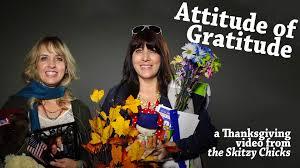 attitude of gratitude script the skit guys