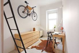 bike storage for small apartments this apartment is so small it will make your closet look roomy