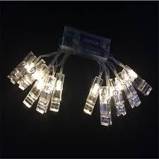 10 mini light string 1m mini 10 led clip string lights battery christmas lights new year