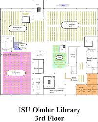 floor plans idaho state university library